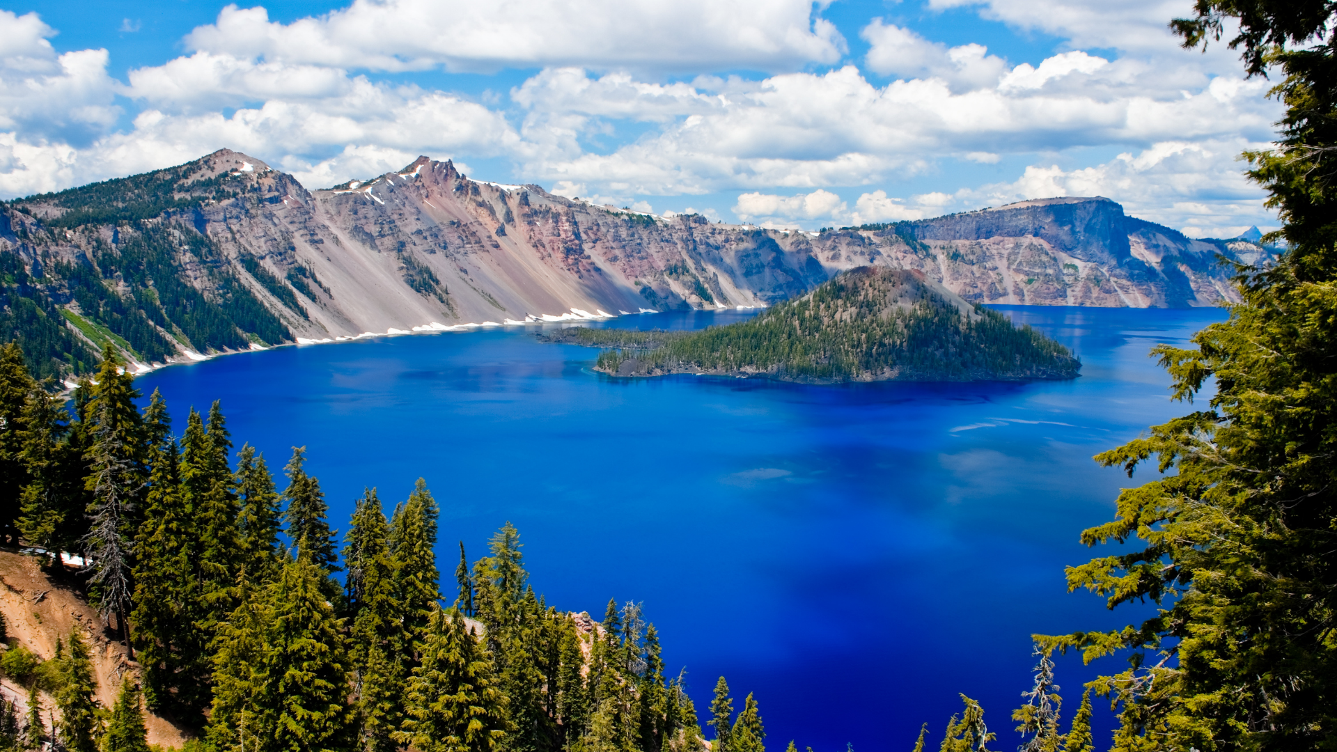 campgrounds near Crater Lake OR