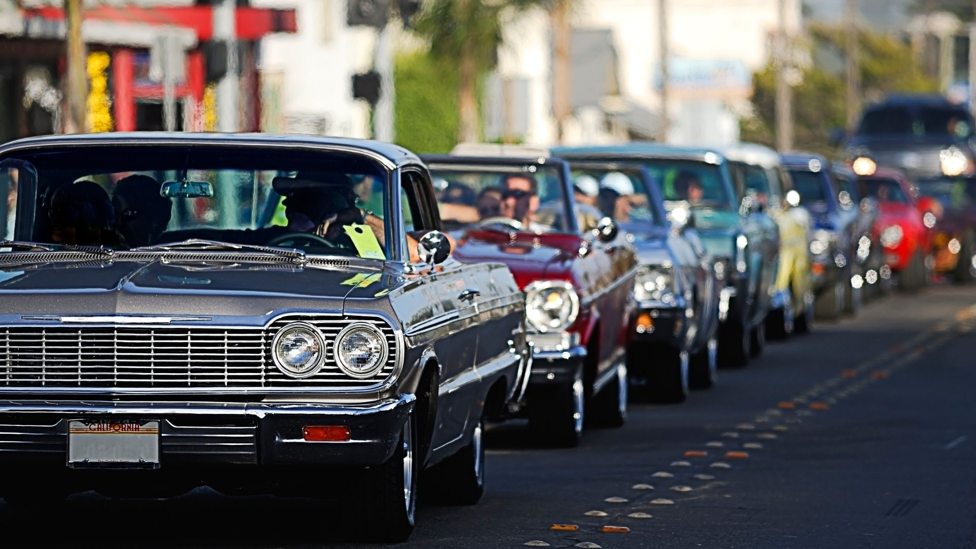 How To Find The Right Coverage for Restored Classic Cars